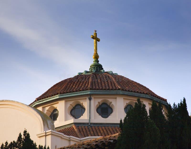 Download Golden Cross Mission Dolores San Francisco Stock Image - Image: 8158541