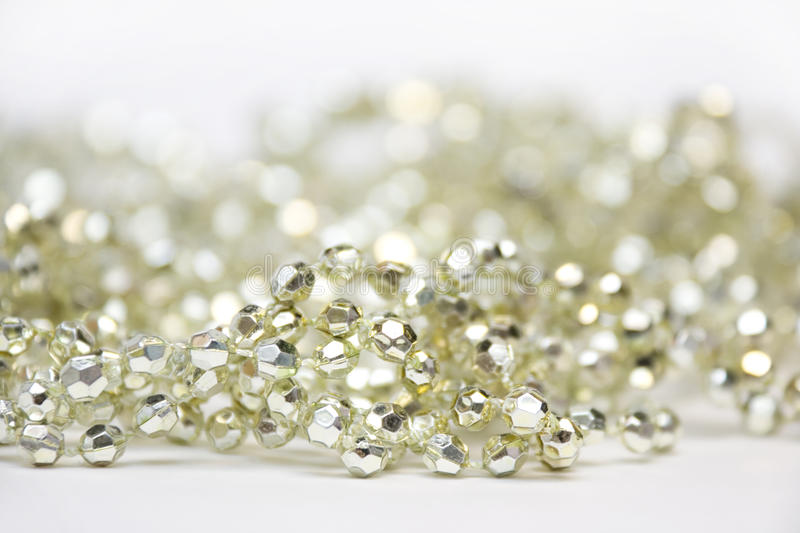 Download Golden Decoration Beads Royalty Free Stock Images - Image: 12009069