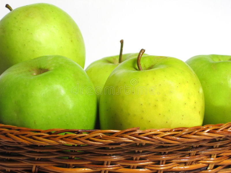 Golden delicious stockfoto