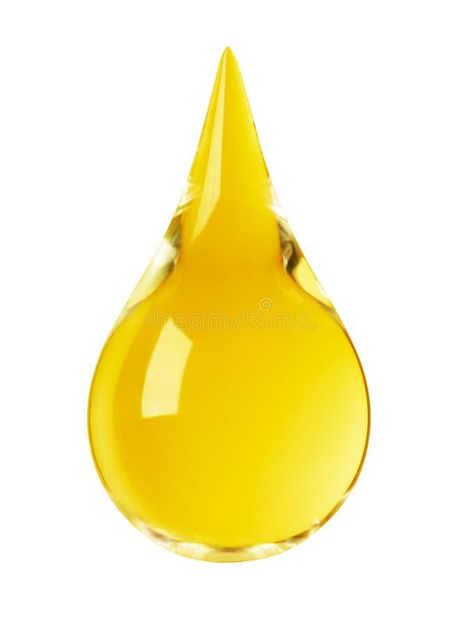 Golden drop stock photos