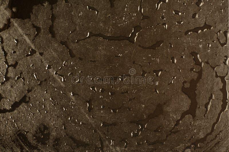 Golden drops texture stock photos
