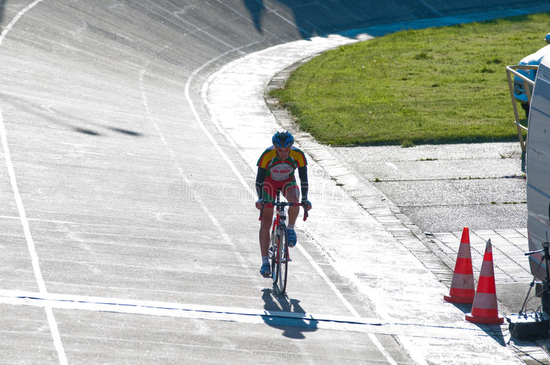 Download Golden Dunes 2012 Bicycle Race, Klaipeda Editorial Stock Image - Image: 24984949