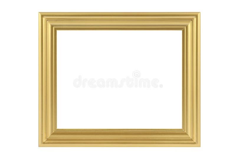 Download Golden Frame stock image. Image of background, vintage - 5047517
