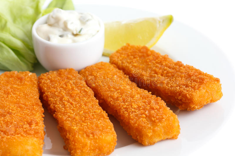 how to make white sauce for fish finger