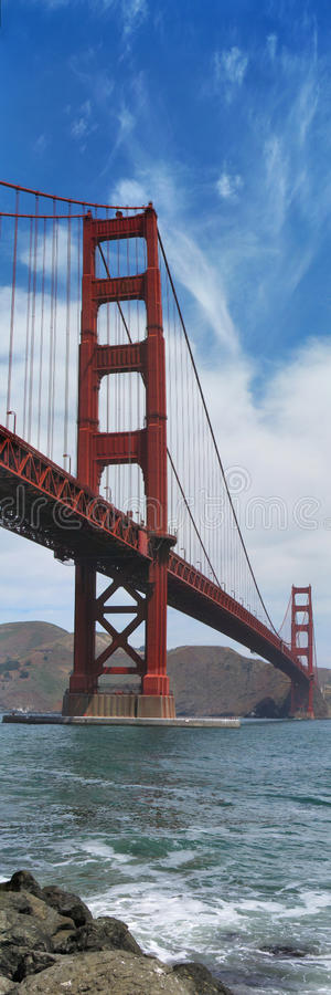 Download Golden gate stock photo. Image of famous, francisco, engineering - 23370446