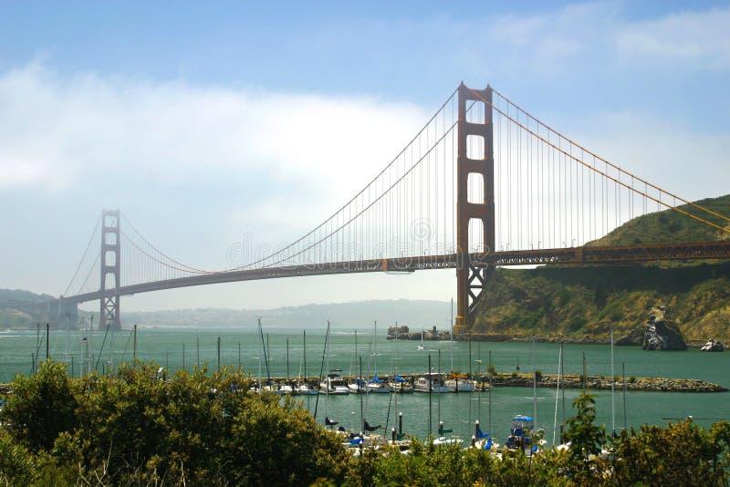 Download Golden Gate stock image. Image of marina, huge, frisco - 255327