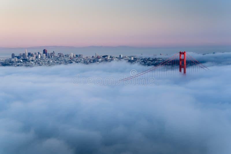 Golden Gate foto de stock royalty free
