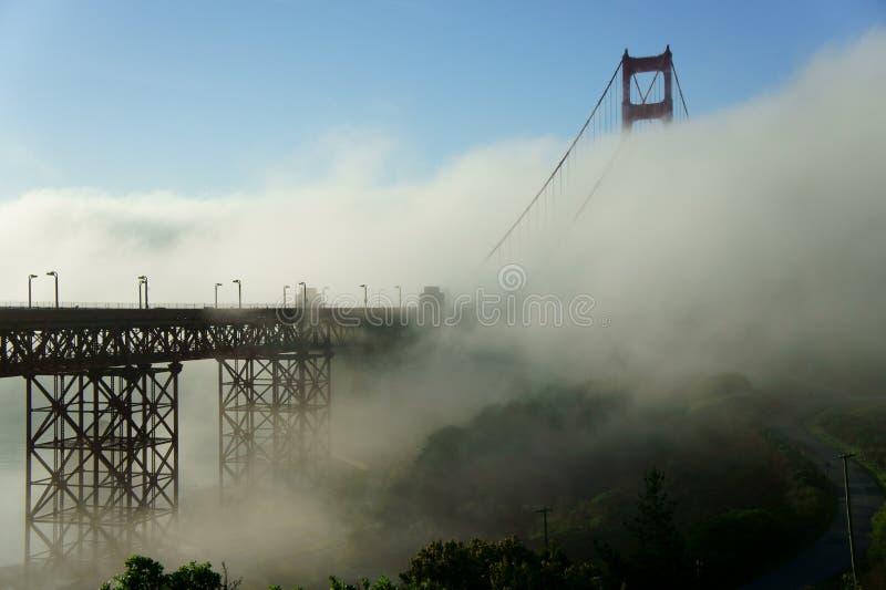 Golden Gate Briage fotografie stock libere da diritti
