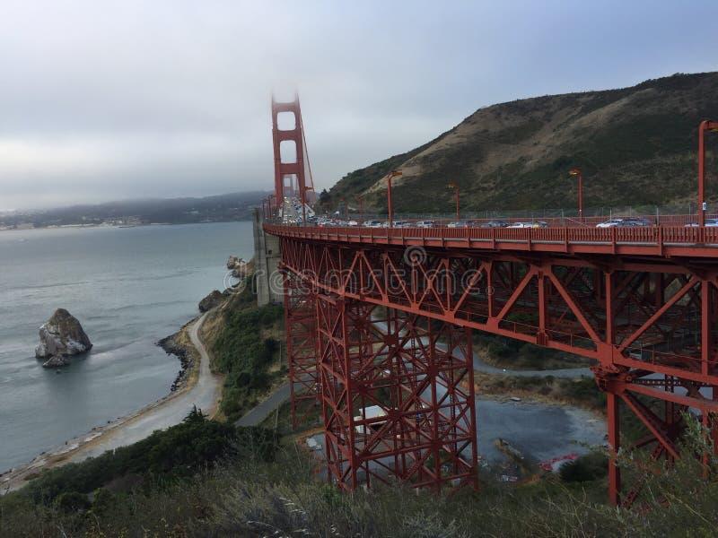 Golden gate bridge fotografia de stock royalty free