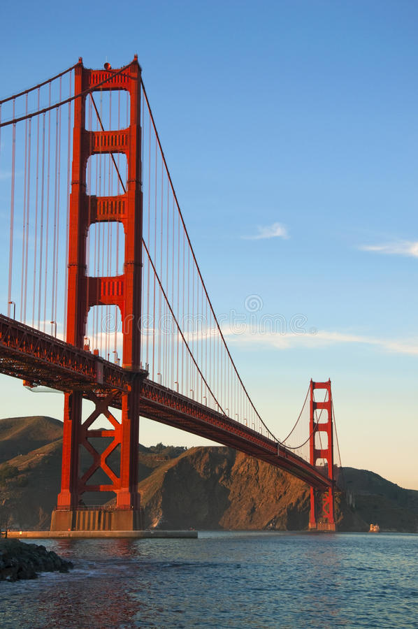 Download Golden Gate Bridge stock image. Image of clear, francisco - 12066123