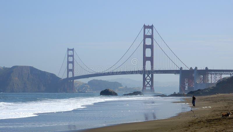 Download Golden gate bridge stock image. Image of mist, coast - 12662891