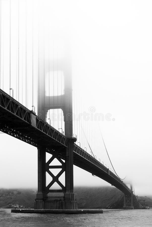 Download Golden Gate Bridge stock image. Image of gate, area, clouds - 18357297