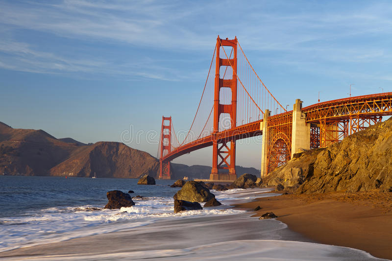 Download Golden Gate Bridge stock image. Image of architecture - 22846795