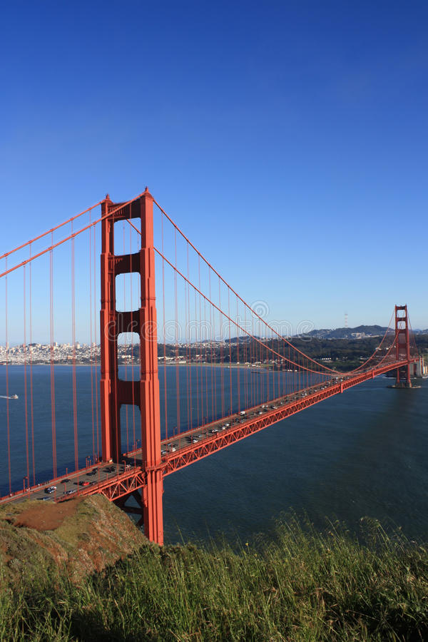 Download Golden Gate Bridge stock image. Image of francisco, ocean - 24485281