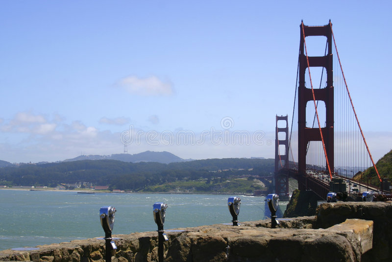 Download Golden Gate Bridge stock photo. Image of gate, coastal - 246382