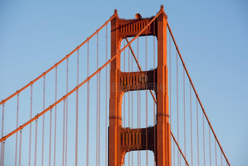 Golden gate bridge image libre de droits