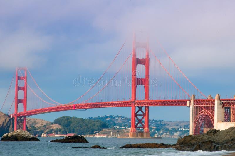 Golden gate bridge imagem de stock royalty free