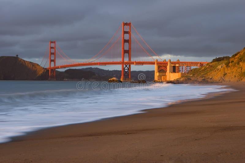 Golden gate bridge royalty-vrije stock foto's