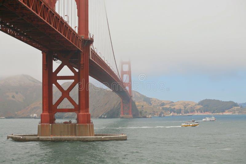Golden gate bridge 2 images libres de droits