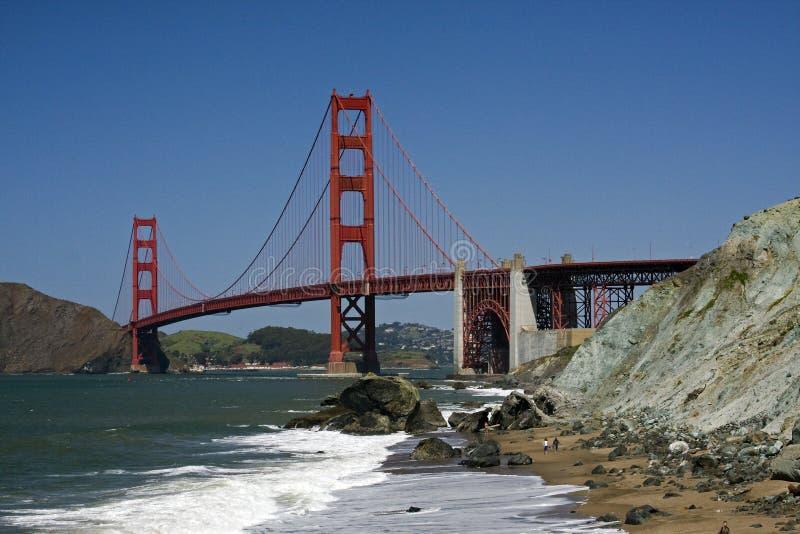 Download Golden Gate Bridge stock image. Image of gate, blue, golden - 8928153