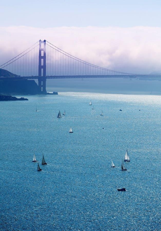Download Golden Gate bridge stock photo. Image of gate, nature - 9499780
