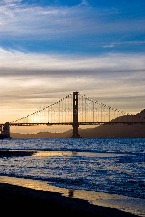 Download Golden Gate Bridge, San Franci Stock Photo - Image: 3547872
