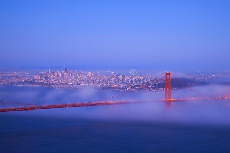 Golden gate bridge, San Francisco royalty-vrije stock afbeelding