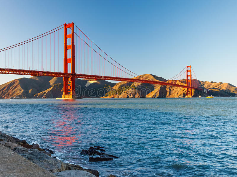 Download Golden Gate Bridge stock photo. Image of landmark, touristic - 34788532