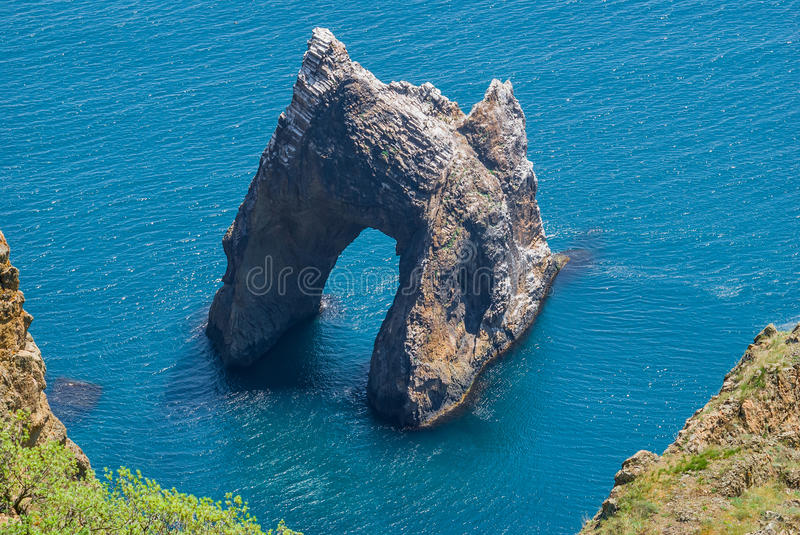 Download The Golden Gate Of Crimea stock photo. Image of majestic - 24955626