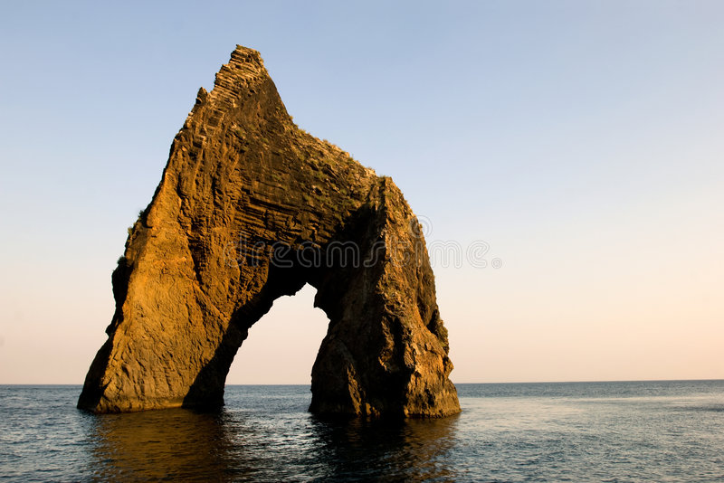 The Golden Gate Of Crimea Royalty Free Stock Images