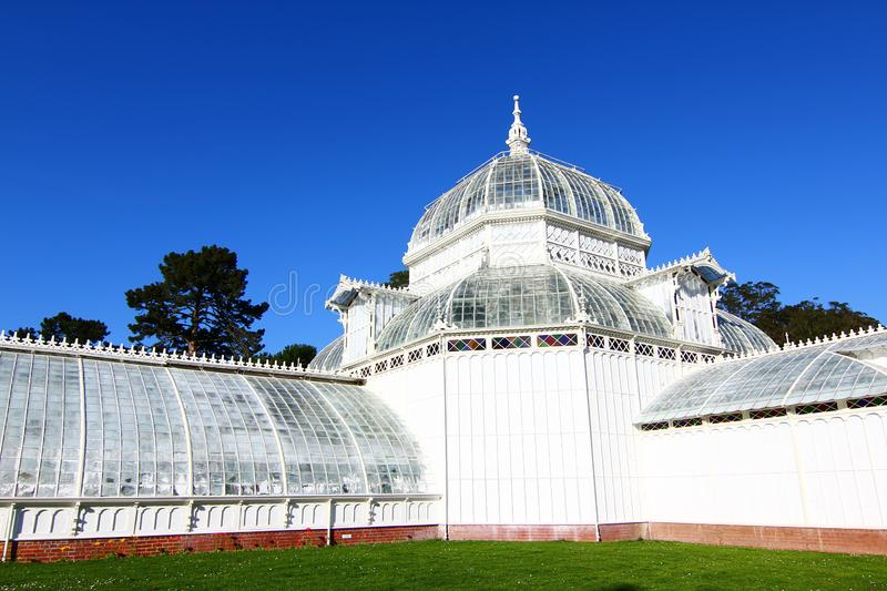 Golden Gate Park in San Francisco California royalty free stock images
