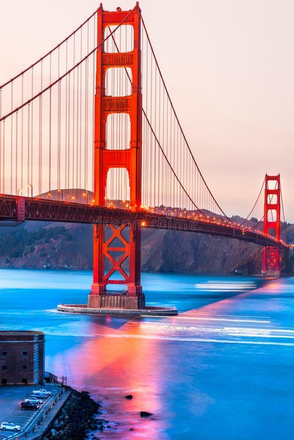 Golden Gate, San Francisco, Califórnia, EUA fotos de stock