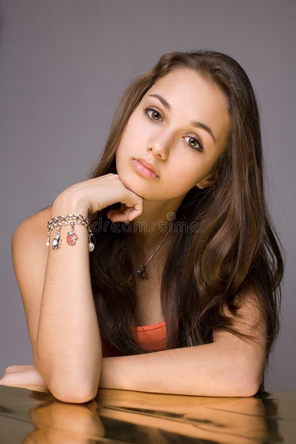 Download Golden Girl. Royalty Free Stock Image - Image: 23270966