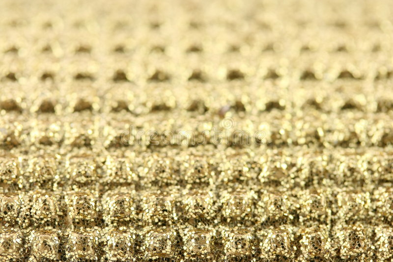 Download Golden Glitter Stock Photo - Image: 7434500