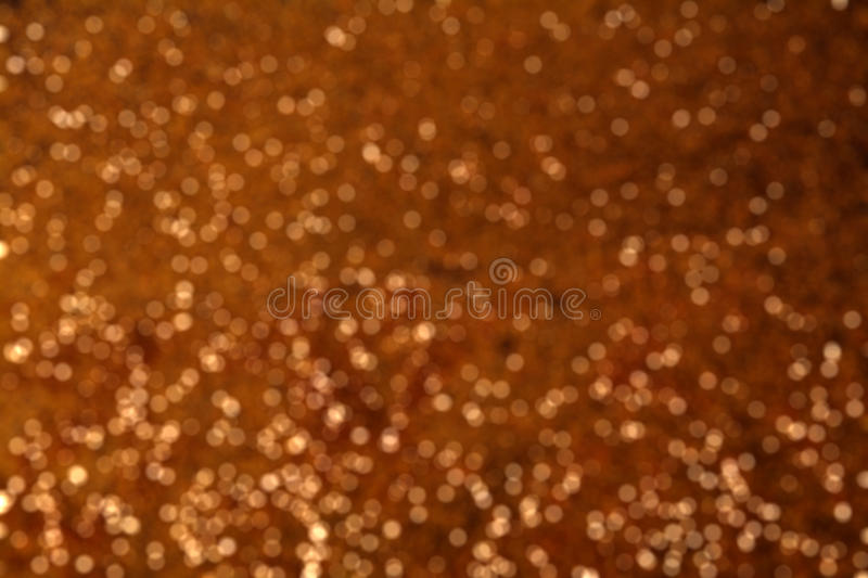 Golden glitter blur stock photos