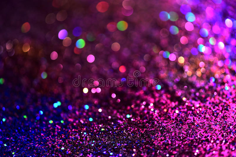 Golden glitter texture Colorfull Blurred abstract background royalty free stock photography