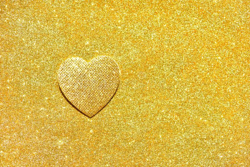 Golden glitter texture Colorfull Blurred abstract background royalty free stock images