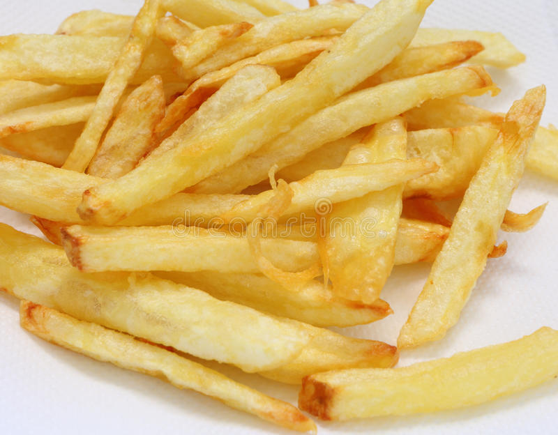 Download Golden homemade fries stock photo. Image of chips, cooking - 25901358