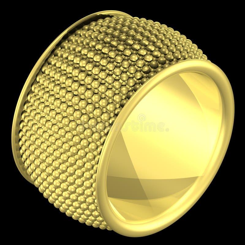 Golden Jewel stock photos