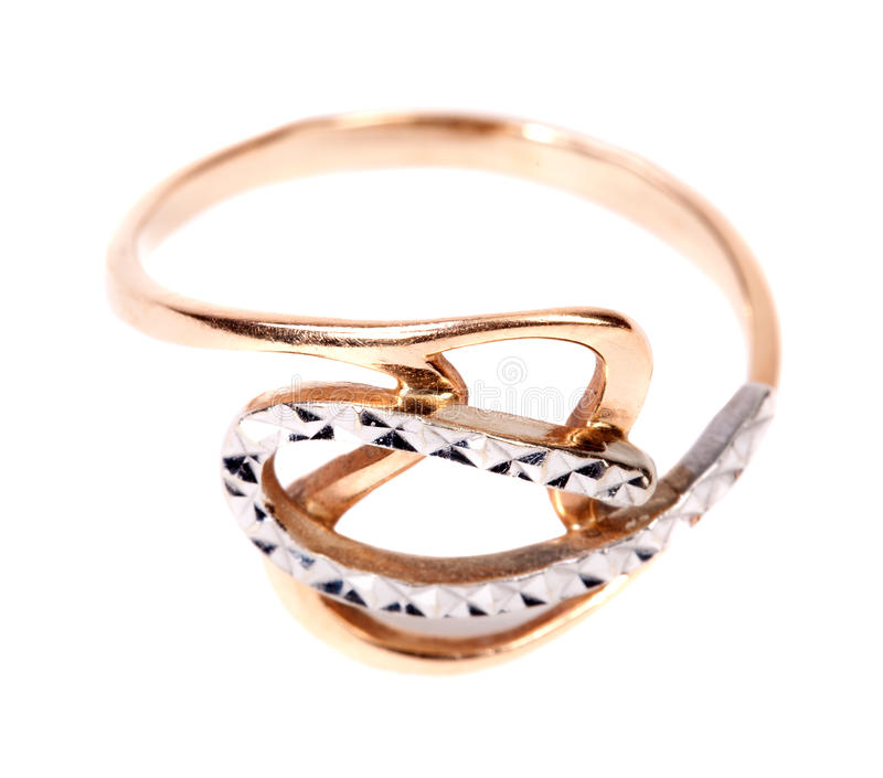 Download Golden Jewellery Ring Stock Photos - Image: 21229953
