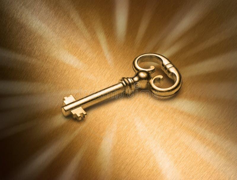 Download Golden Key stock image. Image of house, skeleton, concept - 14522123