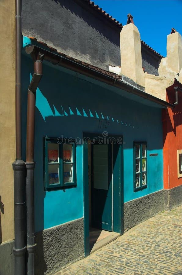 Download Golden Lane Homes, Prague Stock Images - Image: 1390544