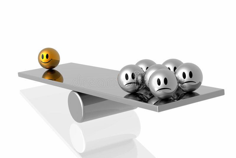 Download Golden leader of team stock illustration. Image of group - 8140351