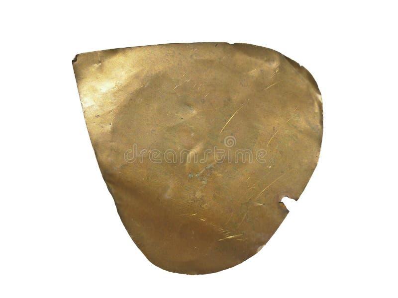 Download Golden leaf stock image. Image of sheet, brass, decorative - 29199725