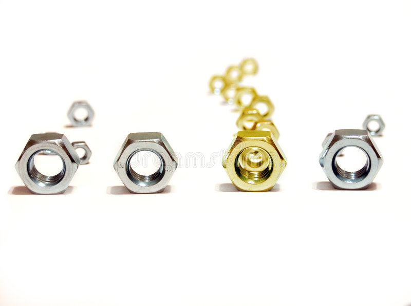 Download Golden Line Royalty Free Stock Photo - Image: 25715
