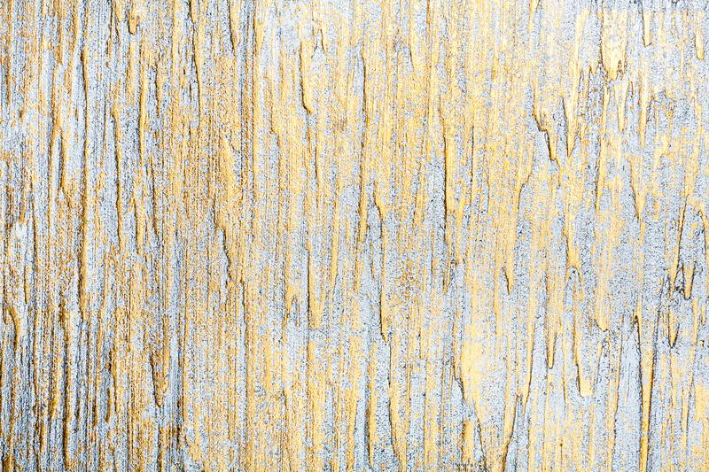 Golden lined wall decor texture. White and golden lined wall stucco texture background. Decorative wall paint royalty free stock photos