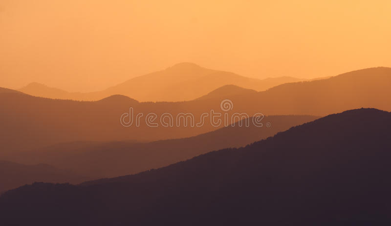Download Golden mountain stock image. Image of cart, america, national - 24434117