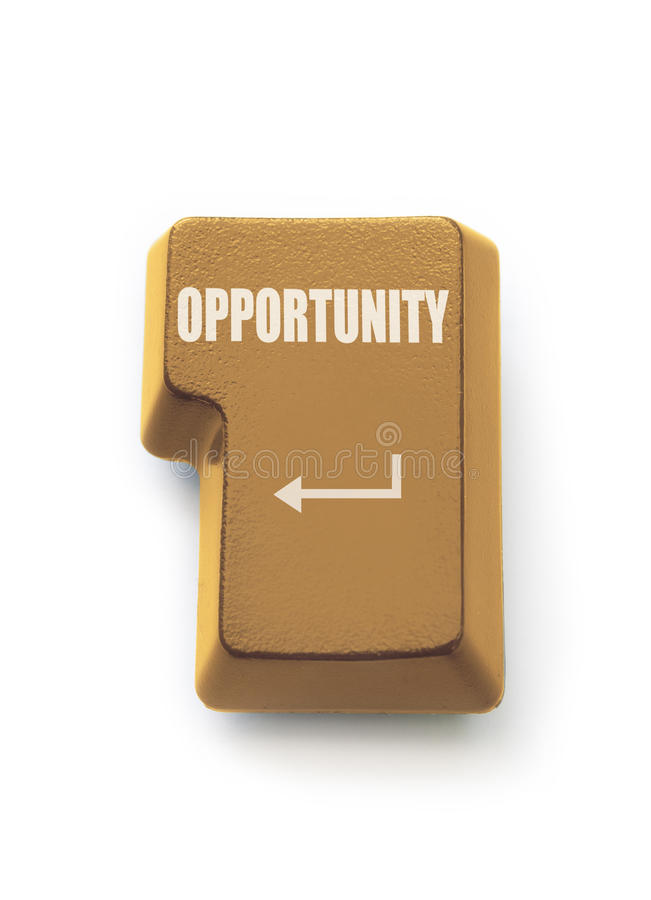 Download Golden opportunity stock photo. Image of business, application - 40804846
