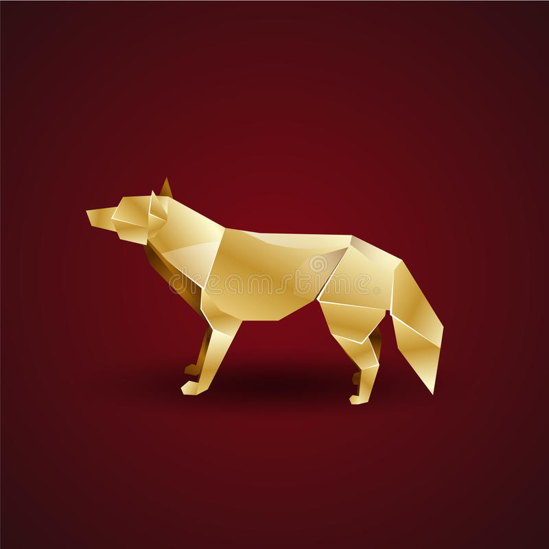 arts and crafts ideas projects: origami wolf step by step instructions | 800x800