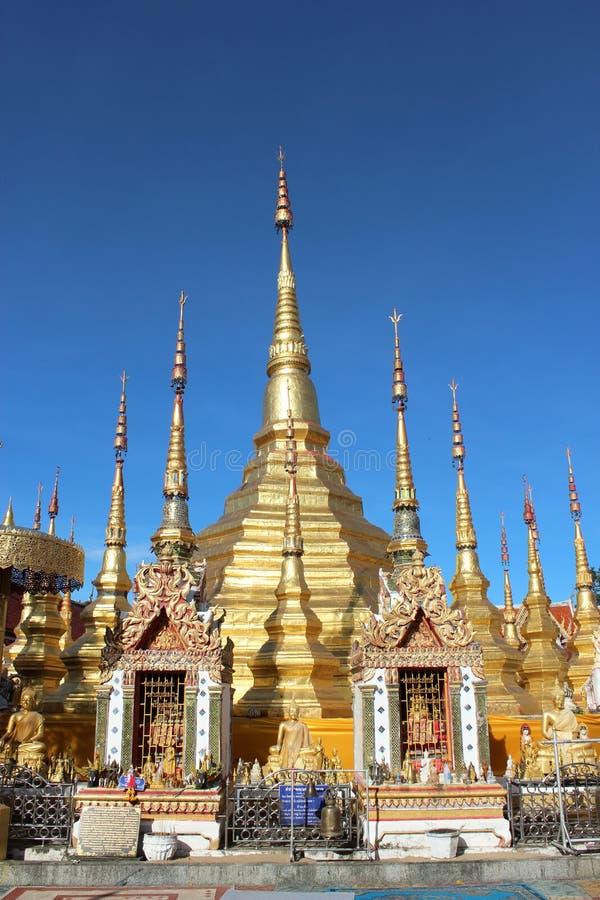 Download Golden Pagoda stock image. Image of pagoda, large, ruins - 26520883